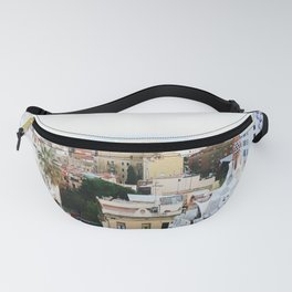 View from Park Güell Fanny Pack
