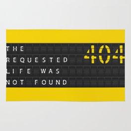 Error404 Rug