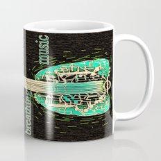 Breathing music Mug