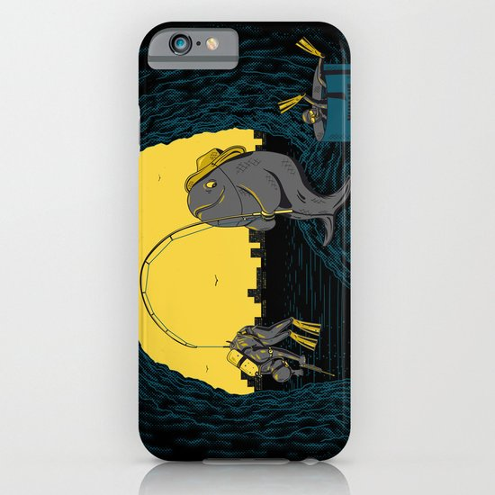 Fisher Fish iPhone & iPod Case
