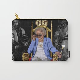 Betty White: The real OG  Carry-All Pouch