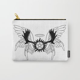 Sabriel Logo Carry-All Pouch