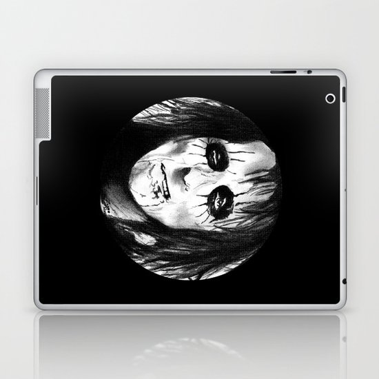 Along Came A Spider Laptop & iPad Skin