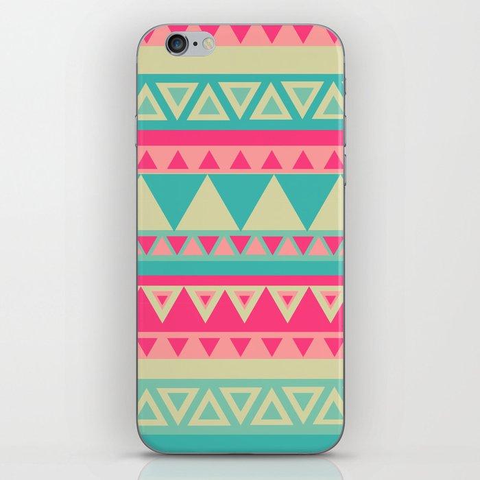 Tropical Tribal iPhone Skin