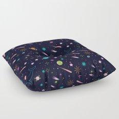 Night Sky Floor Pillow