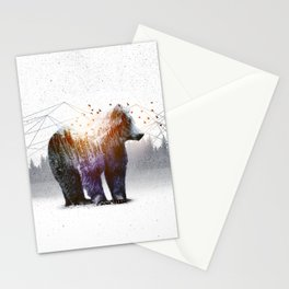 A Wilderness Within / Bear Stationery Cards