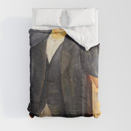Amedeo Modigliani - The Young Apprentice - Digital Remastered Edition Comforters
