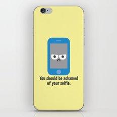 Overexposure iPhone & iPod Skin