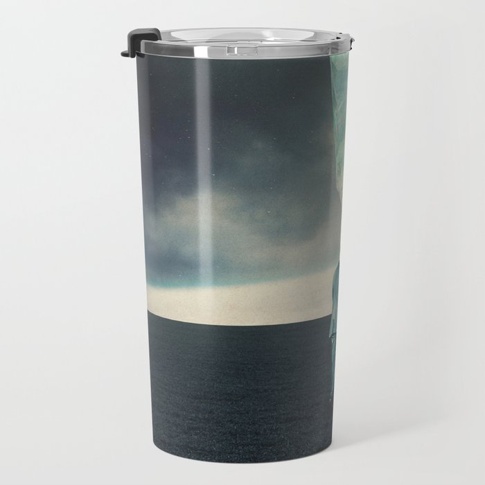 Living two whole lives with Burden Travel Mug