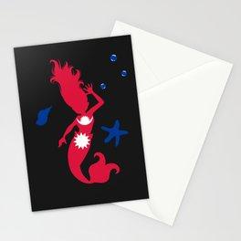 Mermaid Of Nepal Stationery Cards