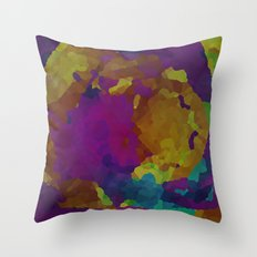 Shapes#5 Throw Pillow