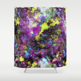 Colour Splash G264 Shower Curtain
