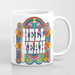 Hell Yeah Coffee Mug