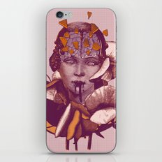 Mythical evolution iPhone & iPod Skin