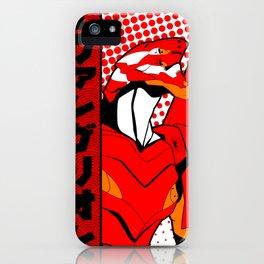 Eva 02 Evangelion iPhone Case