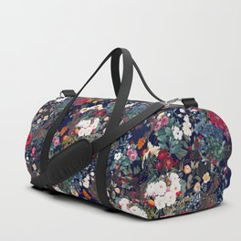 Midnight Garden VI Duffle Bag