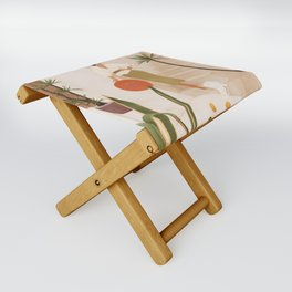 Wonders of the New Day Folding Stool