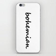 bohemian (1) iPhone & iPod Skin