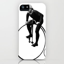 Keep Pushing iPhone Case