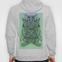 Little Birds and big brother Owl Hoody