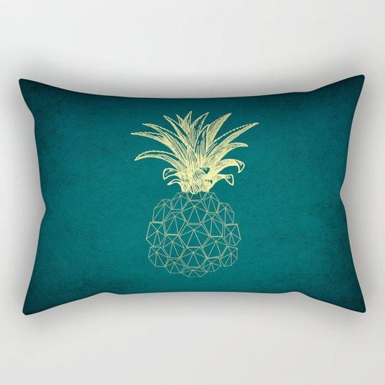 y-hello pineapple Rectangular Pillow