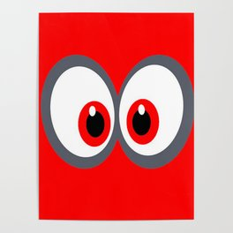Cappy Poster