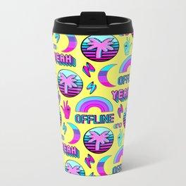 Offline Metal Travel Mug