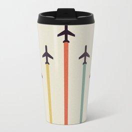Airplanes Travel Mug