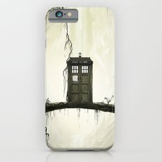Tardis in the forest Slim Case iPhone 6s