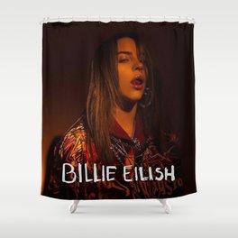 tigane Billie Show American Tour 2019 Shower Curtain