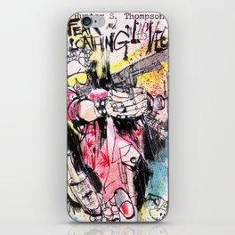 Fear & Loathing iPhone Skin