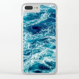 Tough Times Are Temporary Clear iPhone Case