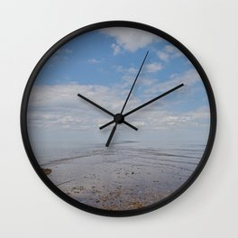 Ripples in the Tide Wall Clock
