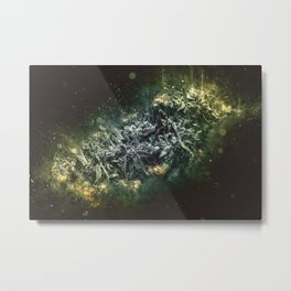 Sugar Galaxy Metal Print