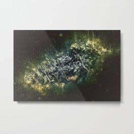 Sugar Galaxy Metal Print