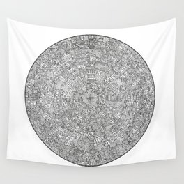 The Inner Hive Wall Tapestry