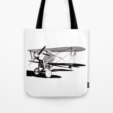 Curtiss CR-1 Navy Racer Tote Bag