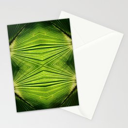 Palmetto Prism Stationery Cards