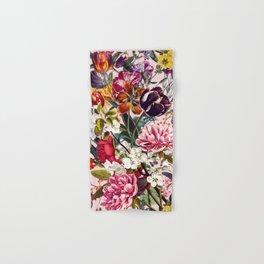 Exotic Garden - Summer Hand & Bath Towel