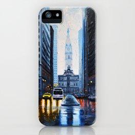 City Hall Philadelphia 2016 iPhone Case