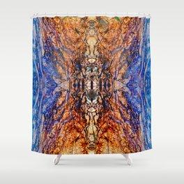 JagadAtman-SupremeSpirit  Spiritual awakening Shower Curtain