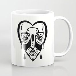Cry Heart Coffee Mug