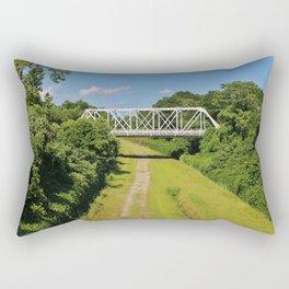 Local Landmark Bridge Rectangular Pillow