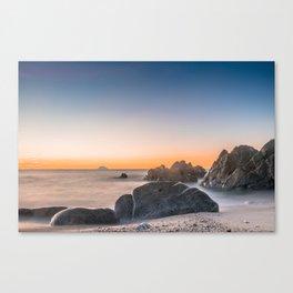 Tranquil Sea Canvas Print