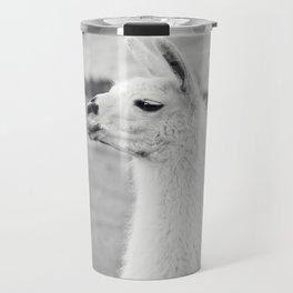 Mountain Llama Travel Mug