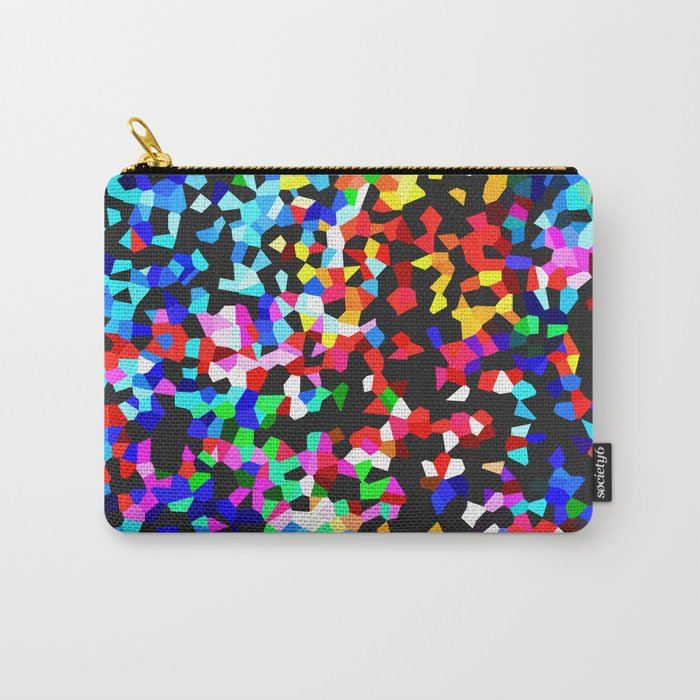 CRYSTALLISED Carry-All Pouch