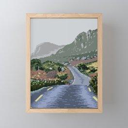 Gap of Dunloe, Ireland Framed Mini Art Print