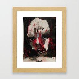 "THE AESTHETICS OF UNDEATH"" #31 Framed Art Print"