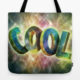 """COOL"" Type - COLOR Tote Bag"