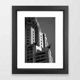 Chrysler Building, NYC Framed Art Print